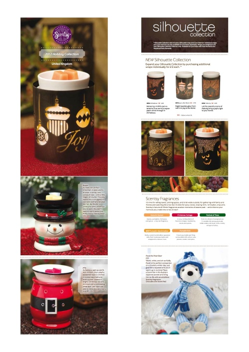 Scentsy Christmas