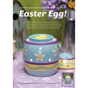 Limited Edition Easter Warmer